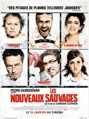 Les Nouveaux Sauvages - Damian Szifron (2015)