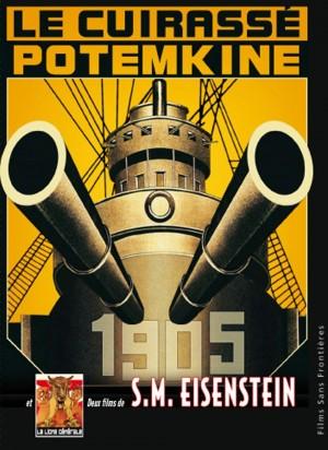 Le Cuirassé Potemkine - Sergueï Eisenstein (1925)