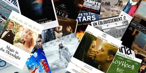 TOP 2014 Amarok Magazine - Cinéma