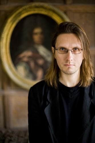 © Naki Kouyioumtzis.Steven Wilson, on location, oxfordshire.