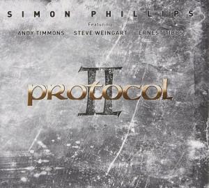 Simon Phillips - Protocol II (2014)