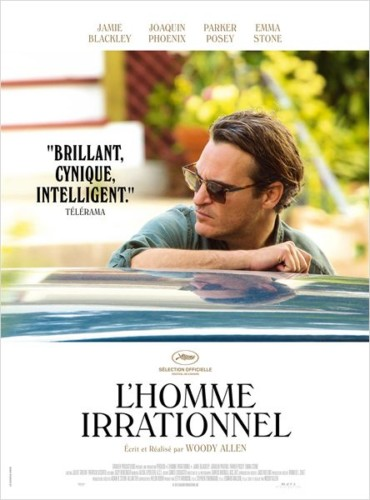 L'Homme Irrationnel - Woody Allen (2015)