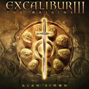 Alan Simon - Excalibur III - The Origins (2012)