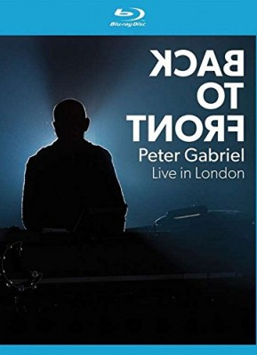 Peter Gabriel - Back to Front (2014)