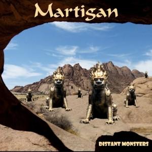 Martigan - Distant Monsters (2016)