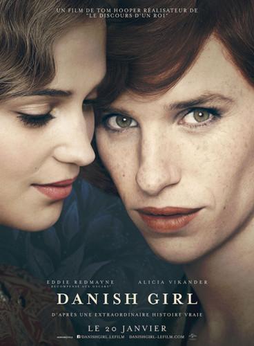 The Danish Girl - Tom Hooper (2015)