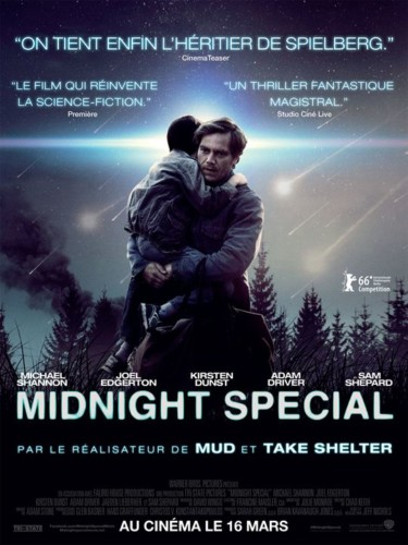 Midnight Special - Jeff Nichols (2016)