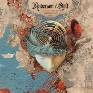 Anderson Stolt - Invention of Knowledge (2016)