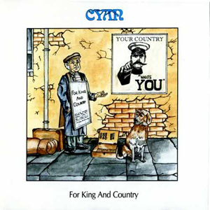 Cyan - For King And Country (1993)