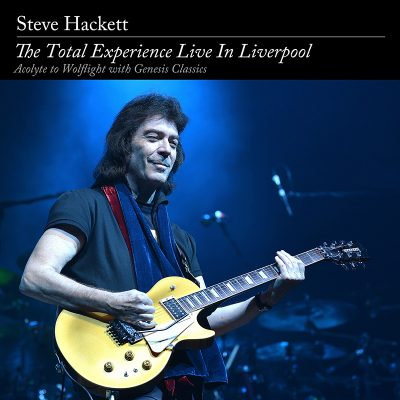 Steve Hackett - Live In Liverpool (2016)