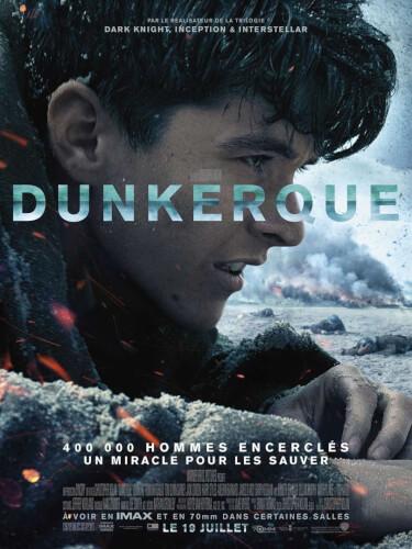 Dunkerque - Christopher Nolan (2017)