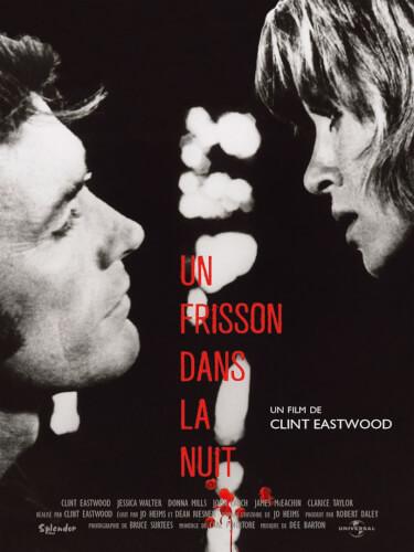 Un Frisson dans la Nuit (Play Misty for Me, 1971) de Clint Eastwood