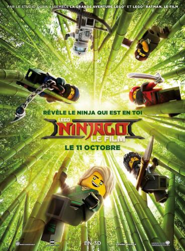 LEGO Ninjago - le film (2017)