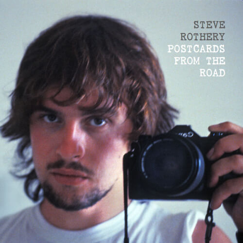 Steve Rothery - Postcards From The Road (2016)