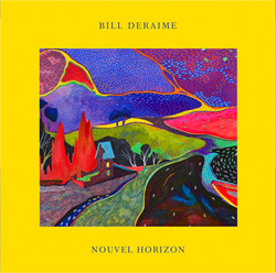 Bill Deraime - Nouvel Horizon (2018)