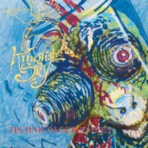 Kingfisher Sky - Technicoloured Eyes (2018)