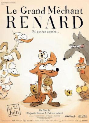 Le Grand Méchant Renard (et autres contes) (2017)