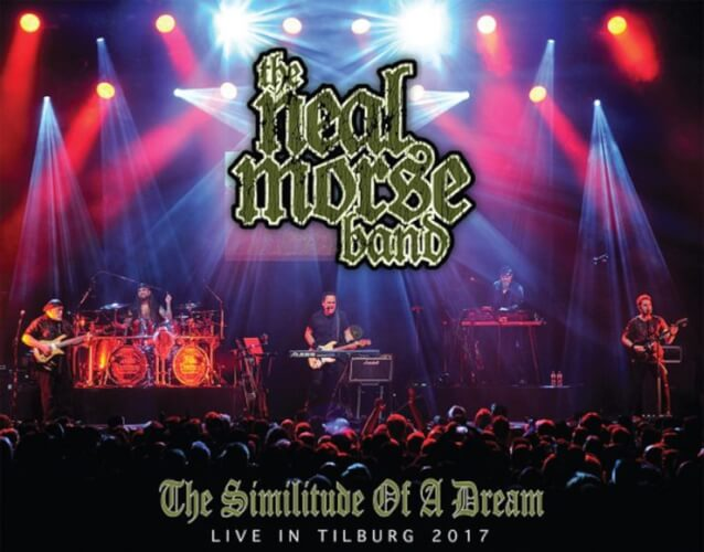 The Neal Morse Band - Similitude of Dreams, live in Tilburg 2017 (2018)