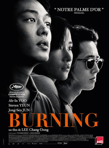 Burning - Lee Chang-dong (2018)