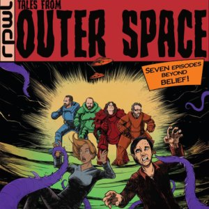 RPWL - Tales From Outer Space (2019)