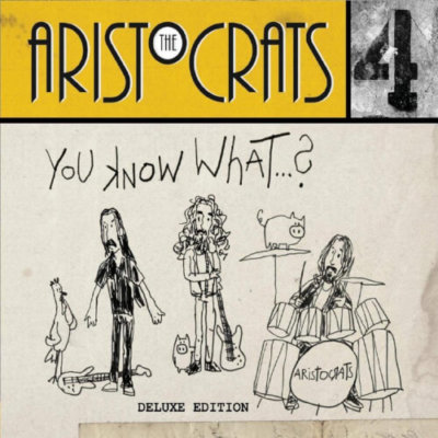 The Aristocrats - You Know What (2019)