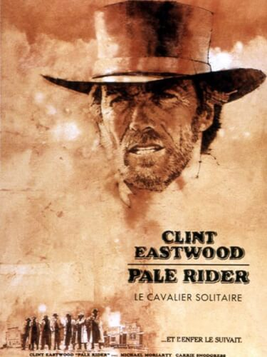 Pale Rider - Clint Eastwood (1985)