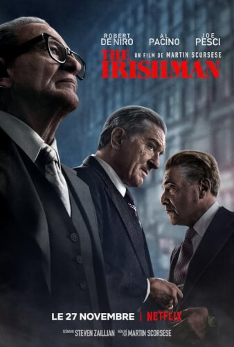 The Irishman - Martin Scorsese (2019)