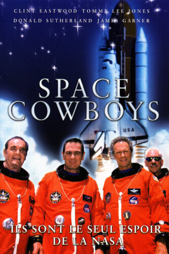 Space Cowboys - Clint Eastwood (2000)