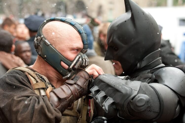 Christopher Nolan - Dark Knight Rises