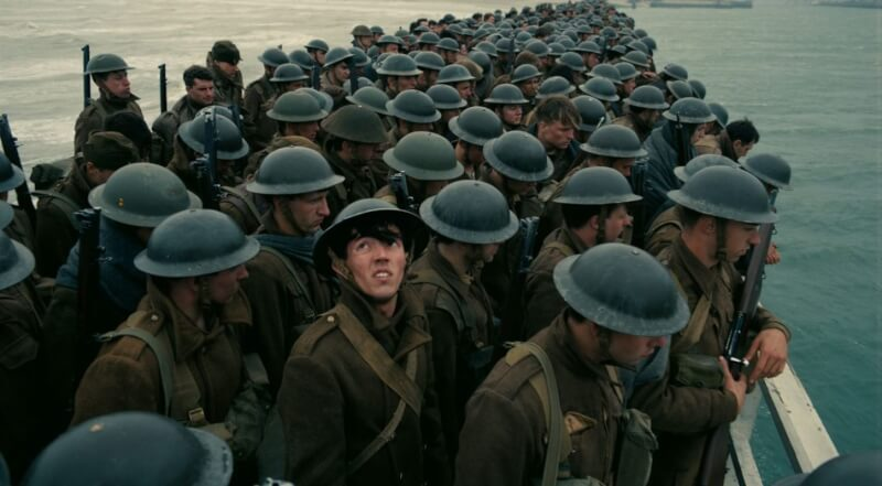 Christopher Nolan - Dunkerque