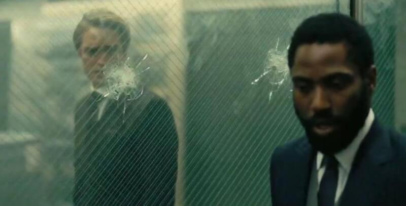 Christopher Nolan - Tenet