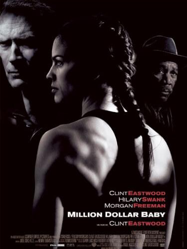 Million Dollar Baby - Clint Eastwood (2004)