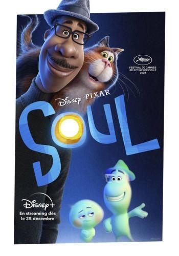 Soul - Pete Docter (2020)